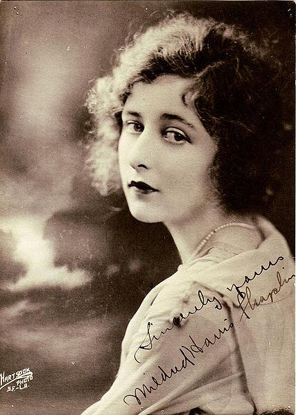 Милдред Харрис, прим. 1918—1920 гг.